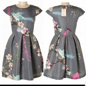 BRAND NEW TED BAKER DRESS size 1 which is  4 US